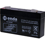 S5062 6V 1.3Ah Sealed Lead Acid (SLA) Battery
