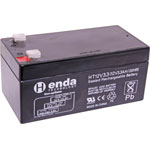 S5080 12V 3.3Ah Sealed Lead Acid (SLA) Battery