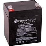 S5084D 12V 4.5Ah Sealed Lead Acid (SLA) Battery