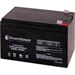 S5098D 12V 12Ah Sealed Lead Acid (SLA) Battery