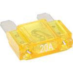 S5342 20A Yellow Automotive Maxi Blade Fuse