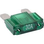 S5343 30A Green Automotive Maxi Blade Fuse