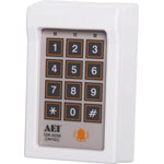 S5373 HID (RFID) Weatherproof Entry Door Alarm Control Keypad
