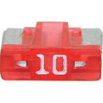 S5484 10A Red Low Profile Mini Blade Fuse