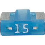 S5485 15A Blue Low Profile Mini Blade Fuse