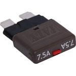 S5542 7.5A 12V-24V DC Circuit Breaker Blade Fuse Type