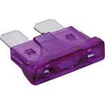 S5899A 3A Purple Automotive Blade Fuse