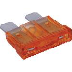 S5900A 5A Orange Automotive Blade Fuse