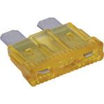 S5908A 20A Yellow Automotive Blade Fuse