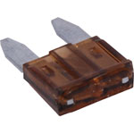 S5917 7.5A Brown Mini Blade Fuse