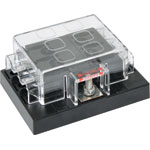 S6024 150A Chassis / Panel Mount Automotive Blade Fuse Block