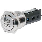 S6113 12V Vandal Resistant Piezo Buzzer