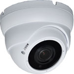 S9121F 720p / 960H AHD Varifocal Dome Camera