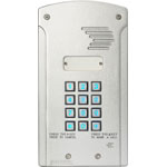 S9501 ECA Solar Wireless GSM 1CH Keypad Backlit Intercom GSM18V9S