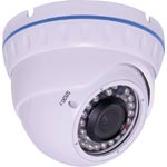 S9829 2.0 Megapixel Weatherproof Vari-Focal IP Dome Camera
