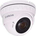 S9829A 2.0 Megapixel Weatherproof Vari-Focal IP Dome Camera