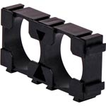 SA5032 Double 18650 Interlocking Rectangle Battery Holder