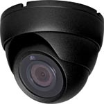 SB9120F 1080p AHD / 960H Vandal Resistant IP65 IR Colour Black Dome Camera