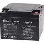 SG4554 12V 26Ah Deep Cycle Gel Type (SLA) Battery M5/F12