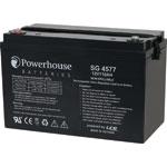 SG4577 12V 110Ah Deep Cycle Gel Type (SLA) Battery M8/F17
