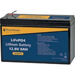 SL4541A 12V 8Ah Lithium LiFePO4 Battery 4.8mm/F1