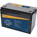 SL4578A 12V 120Ah Lithium LiFePO4 Battery M8/F12