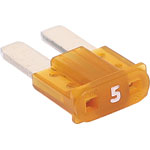 SM5482 5A Orange Automotive Micro2 Blade Fuse