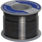 T1122 1.6mm 200gm Roll 60/40 Leaded Solder
