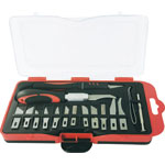 T1489 16 Piece Hobbyist Knife Kit