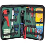 T2163 20 Piece Electronic Tool Kit With Soldering Iron