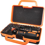 T2168A 69 Piece Dual Ratchet Screwdriver Set