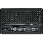 T2183 Professional 106 Piece Screwdriver Set