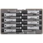 T2187A 8 Piece Mini Phillips / Flat Blade Screwdriver Set