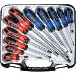 T2198B 11 Piece Large Screwdriver Set