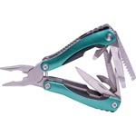 T2284 9 in 1 Stainless Steel Folding Multitool Kit