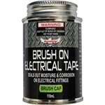 T3135 Brush-On Electrical Tape Black 118mL