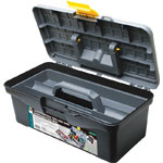 T5030 315x175x130mm Tool Case Polypropylene Black