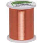 W0404 0.4mm 26 B&S 25g Enamelled Copper Wire