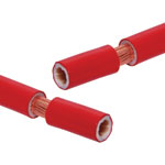 W8000 287/0.30 Red 160A 300mm Power Cable