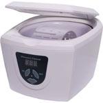 X0103 50W Deluxe Digital Display Ultrasonic Cleaner 600ml