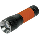 X0209A 3W LED Adjustable Beam Aluminium Hand Torch
