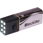 X0218 9 Volt Battery Blocklite LED Torch