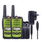 X0591 TX665 80Ch 1W UHF CB Transceiver Pair