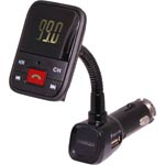 X0604 Bluetooth & FM Transmitter Handsfree Car Kit