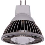 X2206E 5W Warm White  GU5.3/MR16 60 Degree LED Downlight Globe