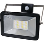 X2317C 50W 240V AC IP65 Natural White LED Floodlight with Motion Sensor
