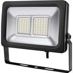 X2319B 100W 240V AC IP65 Weatherproof Cool White LED Floodlight
