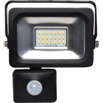 X2340B 10W 240V IP65 Weatherproof PIR LED Floodlight