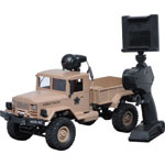 X3089 Remote Control All Terrain 4WD Truck with WIFI Camera