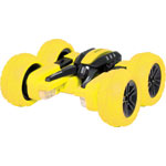 X3093 Remote Control Pro Stunt Car Yellow
